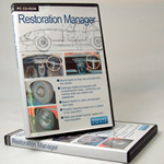 Restore your vehicle quicker and easier with Restoration Manager, our easy to use software tool